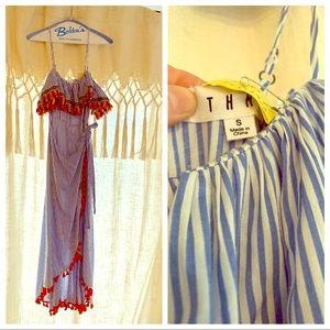 THM Boutique Wrap dress